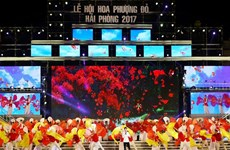 Hai Phong : Préparation du 7e Festival des flamboyants rouges 2018
