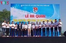 300 bénévoles pour le Festival de Huê 2018