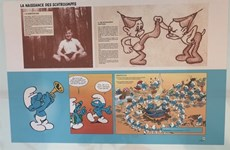 """Exposition """"Les Schtroumpfs"""" : Fêtons les 60 ans des lutins bleus!"""