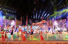 Clôture du Festival de Huê 2018