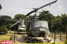 L'aéroport de Ta Con, vestige de la bataille de Khe Sanh à Quang Tri