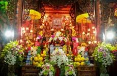 Valeur du culte des Déesses-Mères dans la vie des Vietnamiens