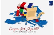 Bientôt la Journée des livres européens 2018 à Hanoï et à Hô Chi Minh-Ville