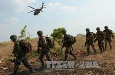 """États-Unis et Philippines effectuent leur exercice commun annuel """"Balikatan"""""""