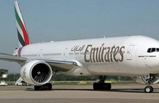 Le Vietnam exempte  Emirates Airline de TVA