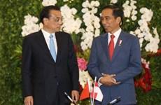 La Chine et l'Indonésie promeuvent leur coopération