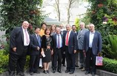 Le secrétaire général du PT du Mexique apprécie la coopération avec le Vietnam