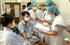 Lancement d'un central téléphonique de consultation en santé 19003228