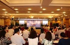 """Lancement du programme """"Entreprises de développement durable du Vietnam"""""""