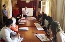 L'ambassade du Vietnam en Algérie ouvre une classe de vietnamien