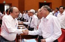 À Hai Phong, le PM souligne l'importance du 7e plénum du CC du Parti