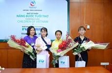 Un fonds pour soigner les enfants pauvres à l'hôpital FV de HCM-Ville