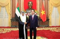 Le président Tran Dai Quang reçoit de nouveaux ambassadeurs