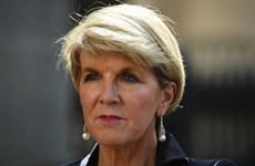 L'Australie proteste contre l'exercice militaire chinoise en mer Orientale