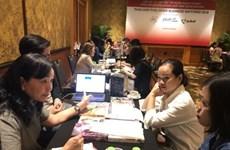 Vietnam-Thaïlande : rencontre des entreprises du secteur de l'édition