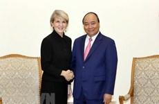 Le Vietnam et l'Australie dynamisent leur coopération dans divers domaines