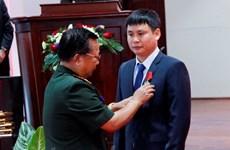 Star Telecom, joint-venture de Viettel au Laos, primé par le gouvernement laotien