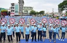 Le Vietnam se mobilise pour la Journée mondiale sans tabac