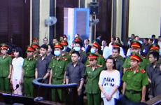 HCM-V : jugement en deuxième instance de l'affaire de «terrorisme contre l'administration populaire»