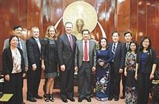 Opportunités de coopération entre Can Tho et les Etats-Unis