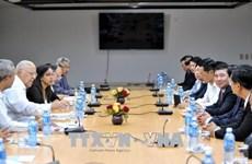 Cuba et Ho Chi Minh-Ville resserrent leurs liens économiques