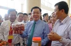 Forum sur le litchi et d'autres produits agricoles clés de Bac Giang