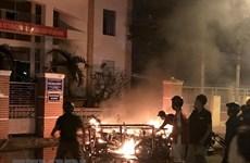 Binh Thuan règle les troubles causés par les extrémistes