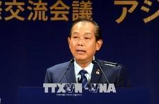 Le vice-PM Truong Hoa Binh rencontre des dirigeants japonais