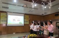 Lancement de la version laotienne et khmère du journal Thoi Dai