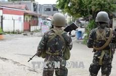 Conflit entre l'armée philippine et des membres de Maute