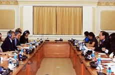 Ho Chi Minh-Ville met en oeuvre un projet de notation de crédit