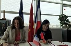 Vietnam et France intensifient leur coopération dans la santé