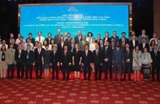 Les membres de l'ASEM partagent leur expérience en matière d'adaptation au changement climatique