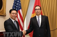 Les Etats-Unis attachent de l'importance aux relations d'amitié avec le Vietnam