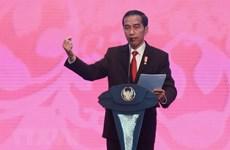 Le président indonésien reçoit le ministre japonais des Affaires étrangères