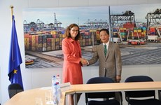 Finalisation de l'examen juridique de l'accord de libre-échange Vietnam-UE