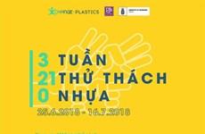 Non aux déchets plastiques!