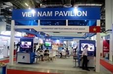 Des entreprises vietnamiennes des TIC participent à l'exposition CommunicAsia 2018