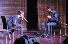 Nam Nhi, un concert de musique fusion à Hanoï