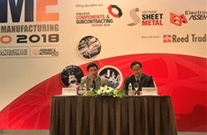 Bientôt la Vietnam Manufacturing Expo 2018 à Hanoï