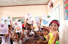 Soutien de Cargill Cares au développement communautaire au Vietnam