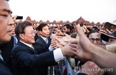 La R. de Corée attache de l'importance à la coopération avec l'Inde et l'ASEAN