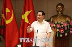 Le vice-PM Vuong Dinh Hue appelle à maîtriser l'inflation