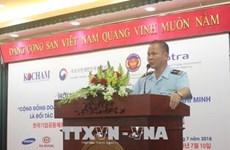 Dialogue entre le Département des douanes de HCM-Ville et les entreprises sud-coréennes