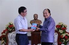 Le Vietnam remet au Laos un film sur le président Souphanouvong