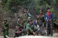 Myanmar : sept groupes armés s'engagent à maintenir des négociations de paix avec le gouvernement