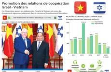Promotion des relations de coopération Vietnam - Israël