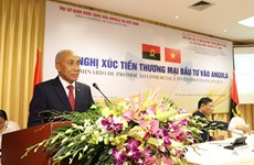 L'Angola invite les entreprises vietnamiennes à investir dans son économie