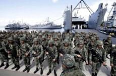 Les Philippines et l'Australie débutent des exercices maritimes conjoints