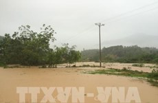 La tempête Son Tinh cause de lourds dégâts dans les provinces du Nord et de la partie Nord du Centre